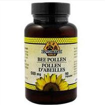 BEE POLLEN CAPSULES 90 counts