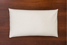 "Load image into Gallery viewer, Comfy Comfy 15"" x 26"" Organic Buckwheat Pillow"