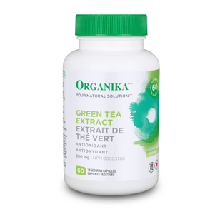 GREEN TEA EXTRACT 60 CAPSULES 300mg