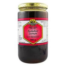 Load image into Gallery viewer, DUTCHMAN'S GOLD BUCKWHEAT LIQUID HONEY 500g