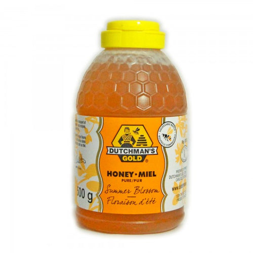 Dutchman's Summer Blossom Liquid Honey 500g