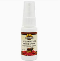 Load image into Gallery viewer, BEE PROPOLIS THROAT SPRAY 30ml