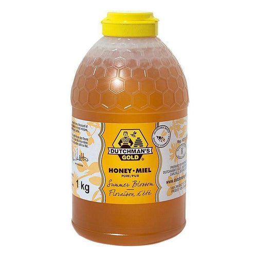 12 x Dutchman's Summer Blossom Liquid Honey 1kg