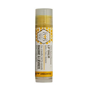 Canadian Bee Farm Unscented Lip Balm 5ml