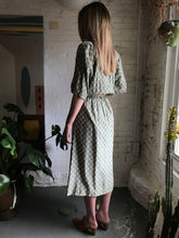 Load image into Gallery viewer, Vintage Button Down Sundress