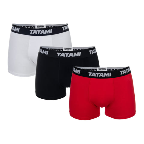 Mens Boxer Shorts 3 Pack