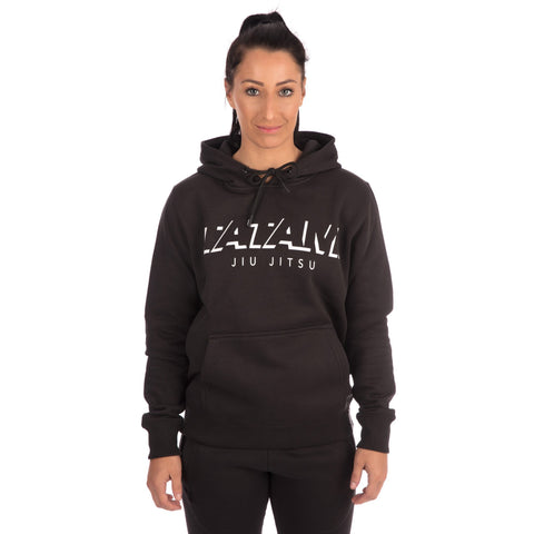 Ladies Shadow Collection Hoodie - Black
