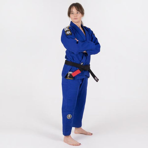 Ladies Nova Absolute Blue Gi
