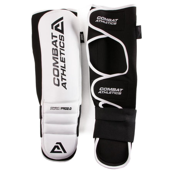 Combat Athletics Pro Series V2 Shin Pads  Tatami Fightwear Ltd. Shin Guards tatamifightwearro.myshopify.com BJJ MALL