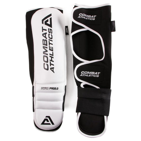 Combat Athletics Pro Series V2 Shin Pads  Tatami Fightwear Ltd.  tatamifightwearro.myshopify.com BJJ MALL