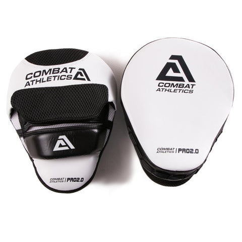 Combat Athletics Pro Series V2 Focus Mitt  Tatami Fightwear Ltd.  tatamifightwearro.myshopify.com BJJ MALL