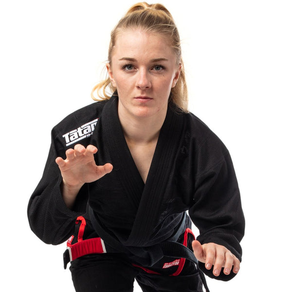 Ladies The Competitor Gi - Black