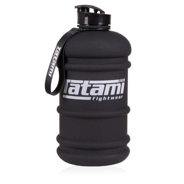 Tatami Water Bottle 2.2L Black  Tatami Fightwear Ltd. Accesories tatamifightwearro.myshopify.com BJJ MALL