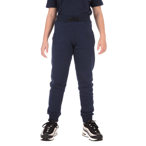 Kids Shadow Joggers - Navy