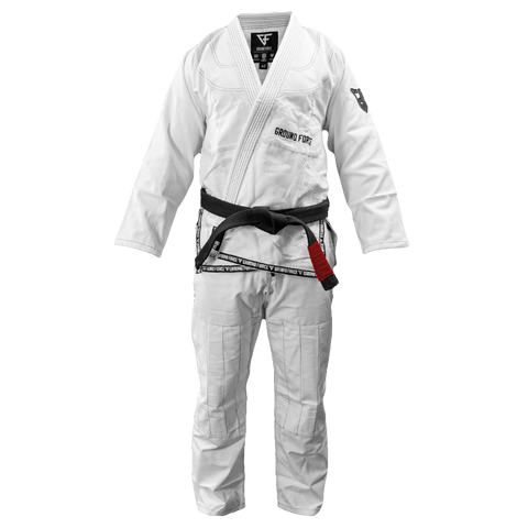 Ground Force Lightweight Comp BJJ Gi