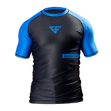 Ground Force Rank Rashguard Short Sleeve