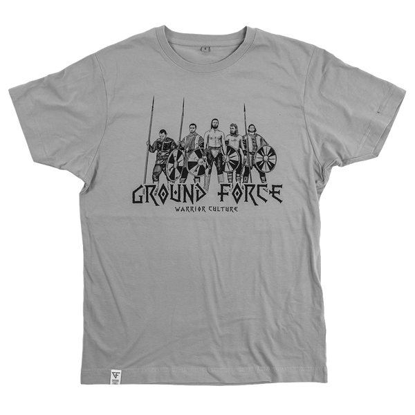 Ground Force Warrior Culture T-shirt Viking