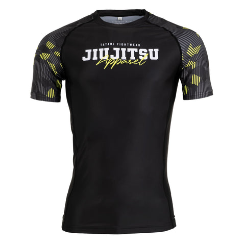 Hazard Short Sleeve Rash Guard