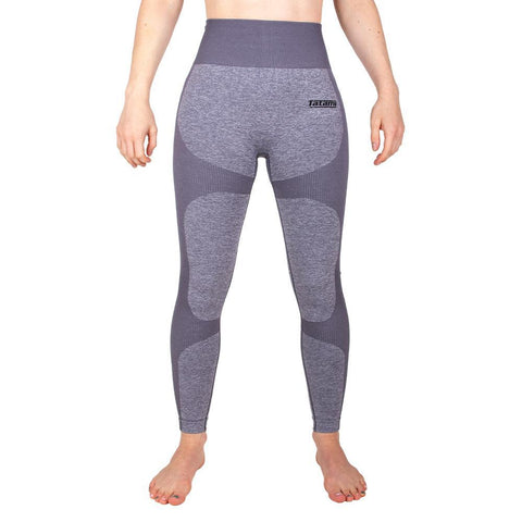 Ladies Fitnesss Leggings - Dark Grey  Tatami Fightwear Ltd. Spats tatamifightwearro.myshopify.com BJJ MALL