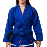 Ladies The Competitor Gi - Blue