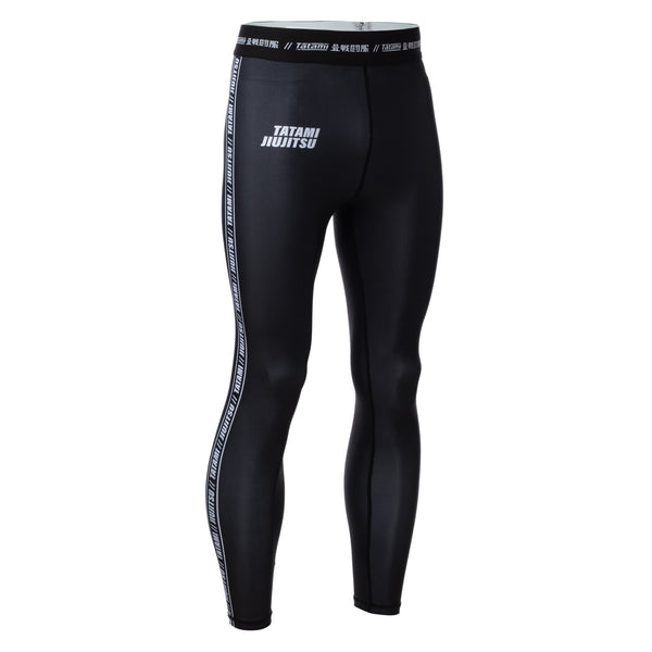 Vengeance Grappling Spats - Black