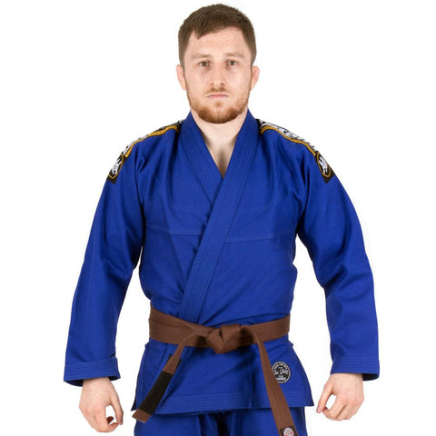 Nova Absolute Blue Gi