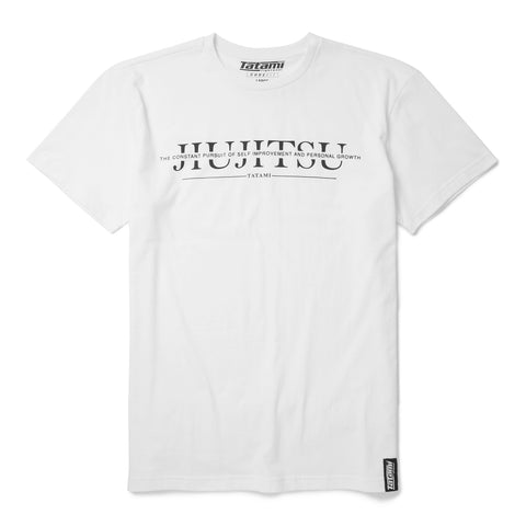 Pursuit of Greatness T-Shirt - White