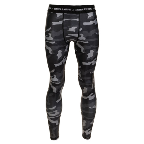Rival Black & Camo Grappling Spats