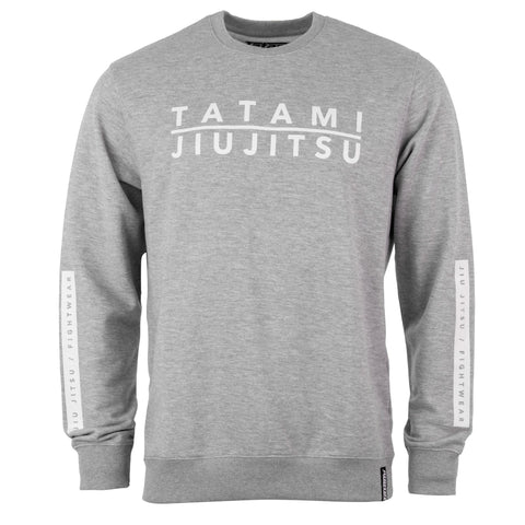 Mens Rival Sweater Grey