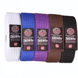 Adult BJJ Rank Belt - All Colours  Tatami Belt tatamifightwearro.myshopify.com BJJ MALL