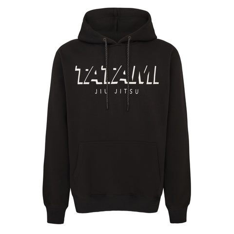 Shadow Collection Hoodie - Black  Tatami Fightwear Ltd. Hoodie tatamifightwearro.myshopify.com BJJ MALL