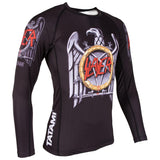 Ladies Slayer Eagle Rash Guard  Tatami Fightwear Ltd. Rash Guard tatamifightwearro.myshopify.com BJJ MALL