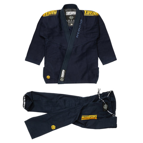 Estilo Black Label Gi - Gold on Navy