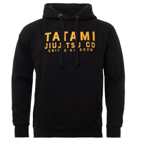 Supply Co Hoodie-Black