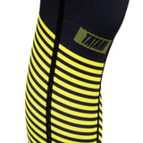 Kids Essential 3.0 Spats - Black & Yellow