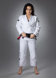 Ladies Rival Jiu Jitsu Gi - White