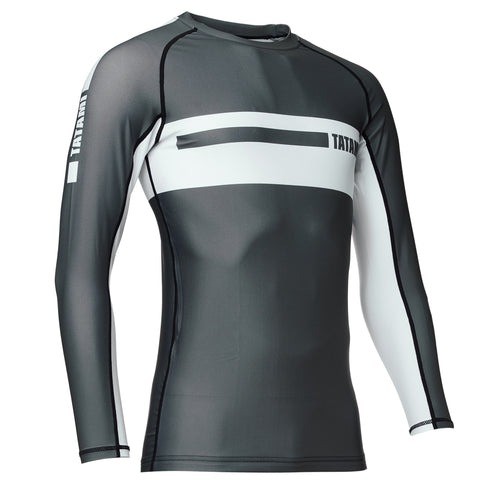 Gallant Long Sleeve Rash Guard - Grey