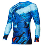 Gustave Eco Tech Recycled Rash Guard