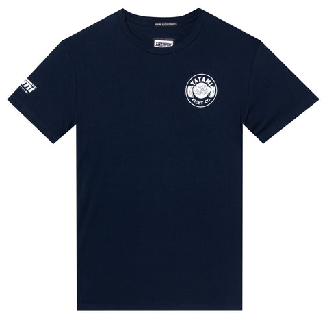 Fist Bump T-Shirt - Navy