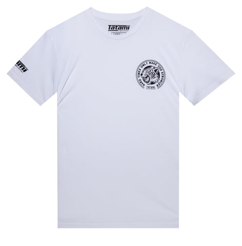 Hard Times T-Shirt White