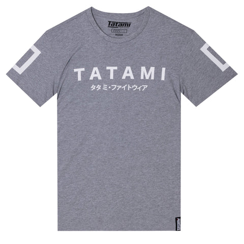 Katakana T-Shirt - Grey