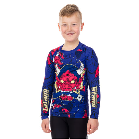 Kids Oni Eco Tech Recycled Rash Guard