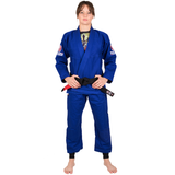 Ladies Blue Nova Minimo 2.0  Tatami Fightwear Ltd. BJJ GI tatamifightwearro.myshopify.com BJJ MALL