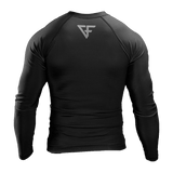 Ground Force Basic Rashguard V2 Long Sleeve