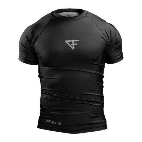 Ground Force Basic Rashguard V2 Short Sleeve