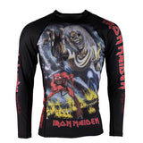 Ladies Tatami x Iron Maiden Number of the Beast Rash Guard  Tatami Fightwear Ltd. Rash Guard tatamifightwearro.myshopify.com BJJ MALL