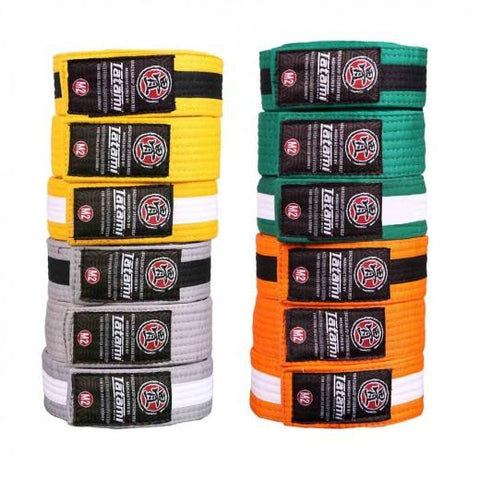 IBJJF Kids Rank Belts  Tatami Belt tatamifightwearro.myshopify.com BJJ MALL