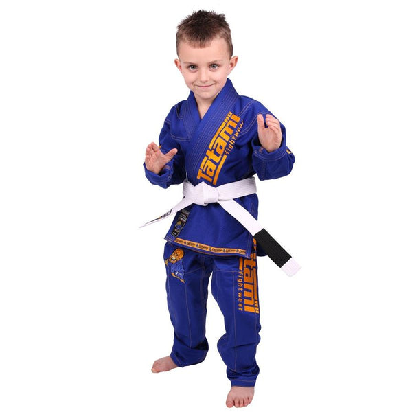 NEW Meerkatsu Kids Animal Gi - Royal Blue  Tatami BJJ GI tatamifightwearro.myshopify.com BJJ MALL