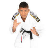 Nova Absolute White Gi