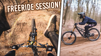 Chill Downhill/Freeride Session!